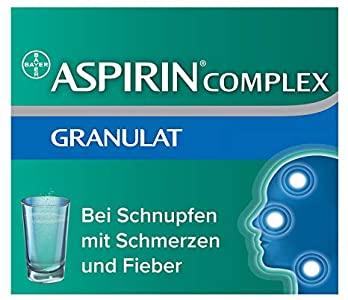 Aspirin Complex Wirkung